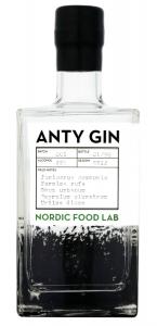 Anty Gin met insecten