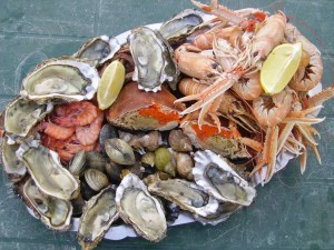 Wat kies jij: Fruits de Terre of Fruits de Mer