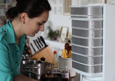 Insecten kweken met de Hive in je keuken