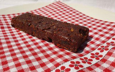 Bugbar – reep met dadels en krekels