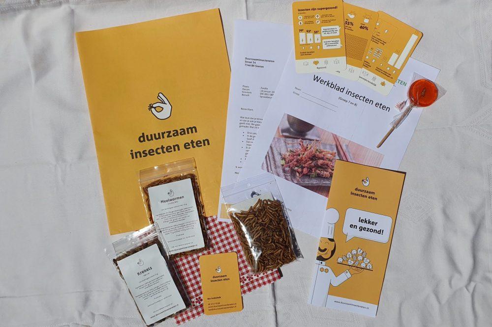 Insectenlespakket
