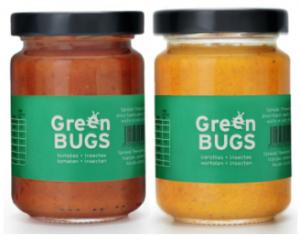 Delhaize: sandwichspread met insecten
