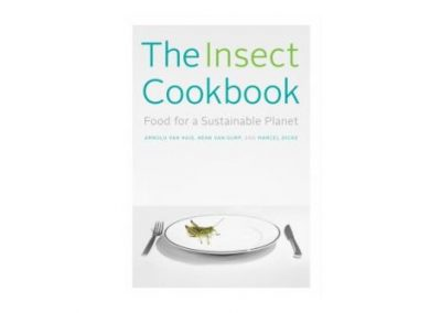 The Insect Cookbook gepresenteerd