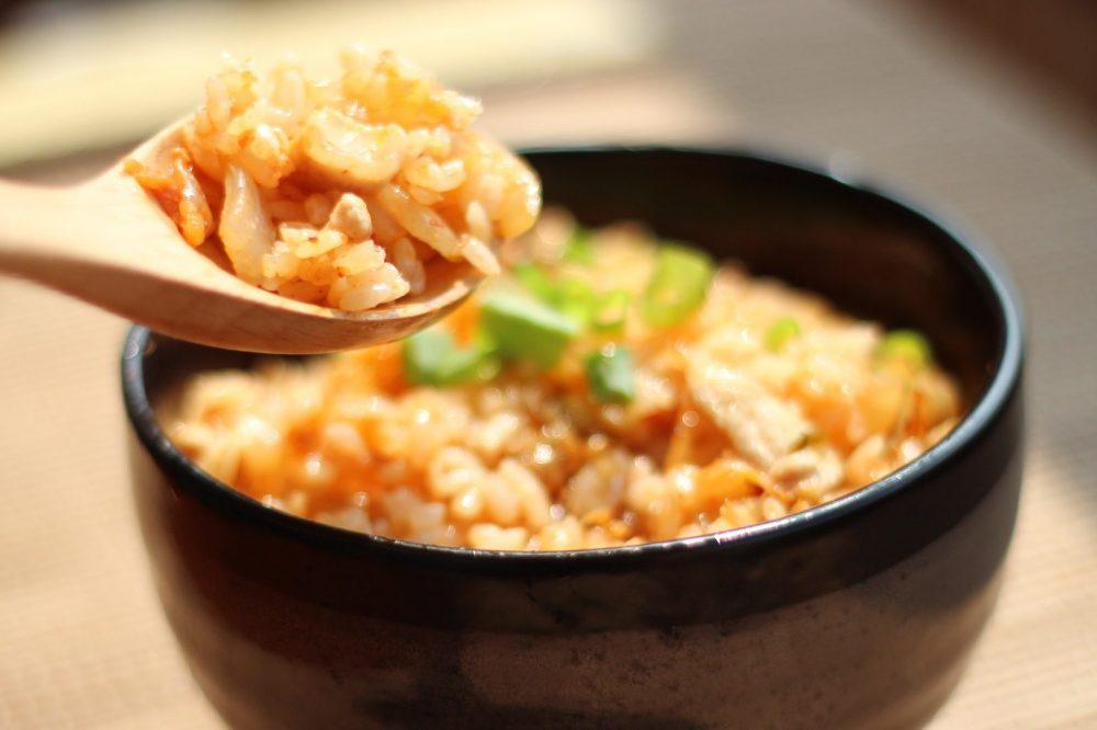 Curry met meelwormen