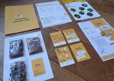 Insectenlespakket voor de basisschool is beschikbaar